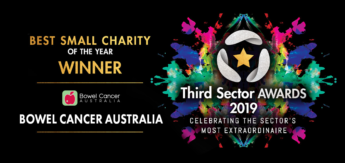 Small charity of the Year 2019