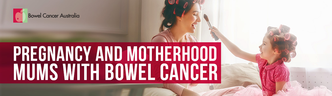 1152x336 website header Mums With Bowel Cancer