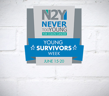Young Survivor's Week:::N2Y for Bowel Cancer