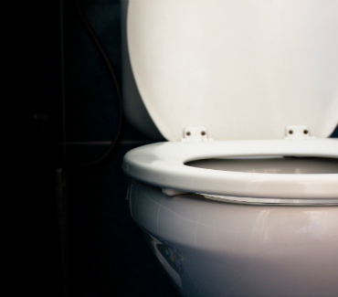 Signs and Symptoms:::Blood in the Toilet