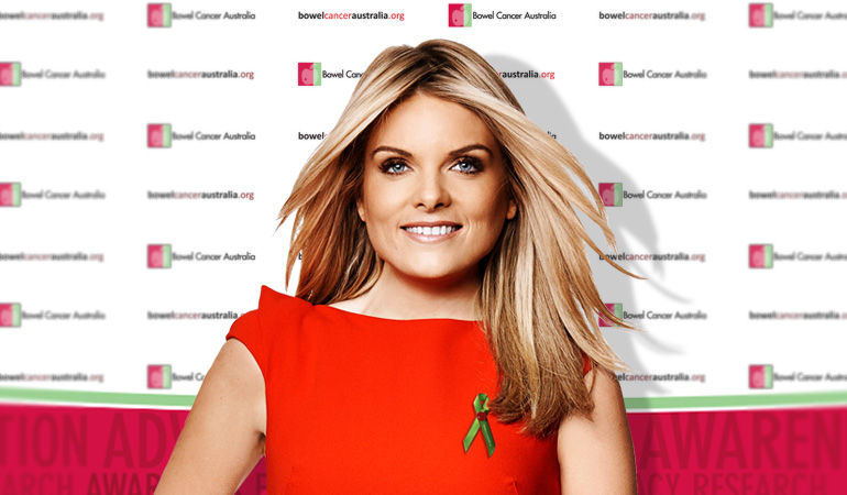 Sports presenter Erin Molan