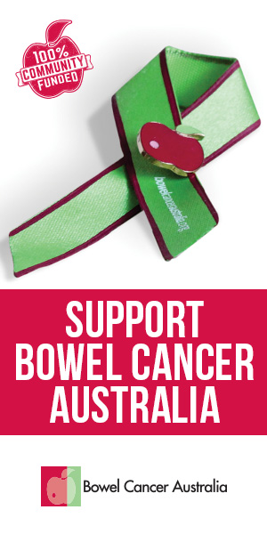 Support Bowel Cancer Australia