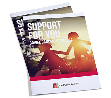 Booklet A5 Bowel Cancer Australia Support For You 370