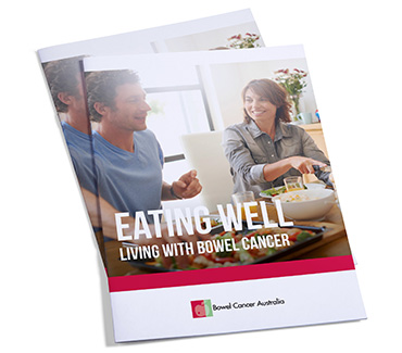 Booklet Bowel Cancer Australia Eating Well 370
