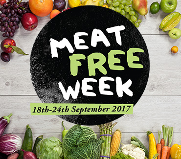Meat Free Week 2017:::Give Up Meat for A Week