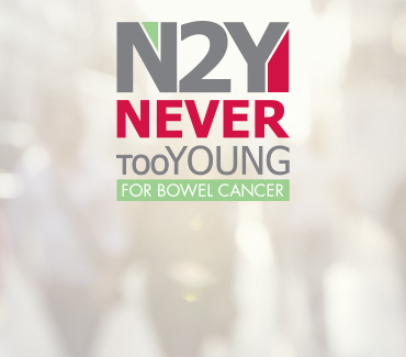 Never Too Young:::N2Y For Bowel Cancer