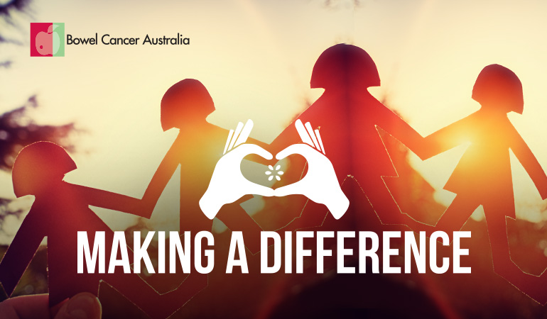 Bowel Cancer Australia 770x450 Making A Difference A2