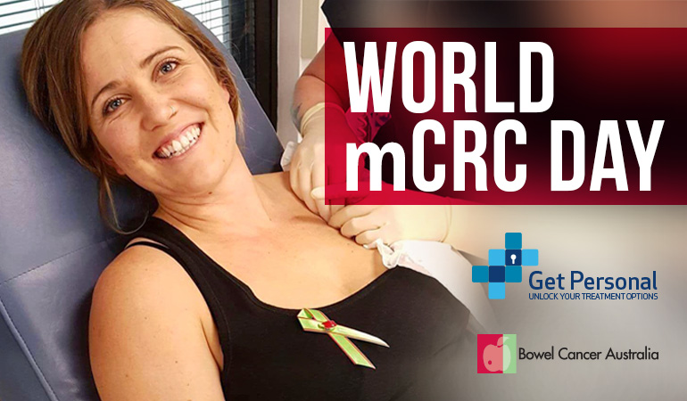 Bowel Cancer Australia World mCRC Day