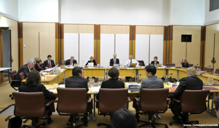 Bowel Cancer Australia Advocacy Senate Committee 770
