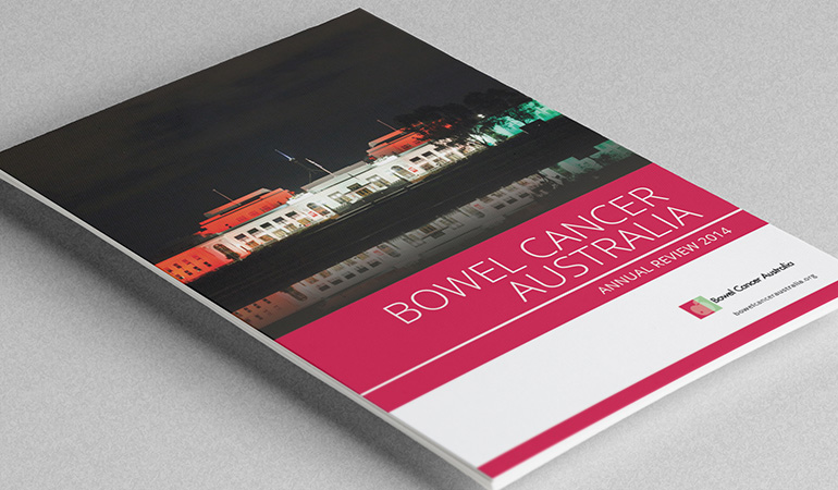Bowel Cancer Australia Annual Review