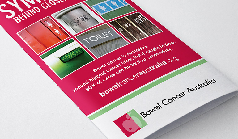 Bowel Cancer Australia Awareness Behind Closed Doors 770