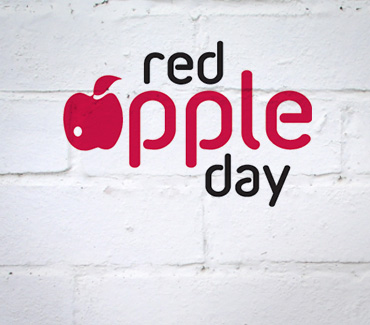Red Apple Day:::Eat An Apple a Day During June