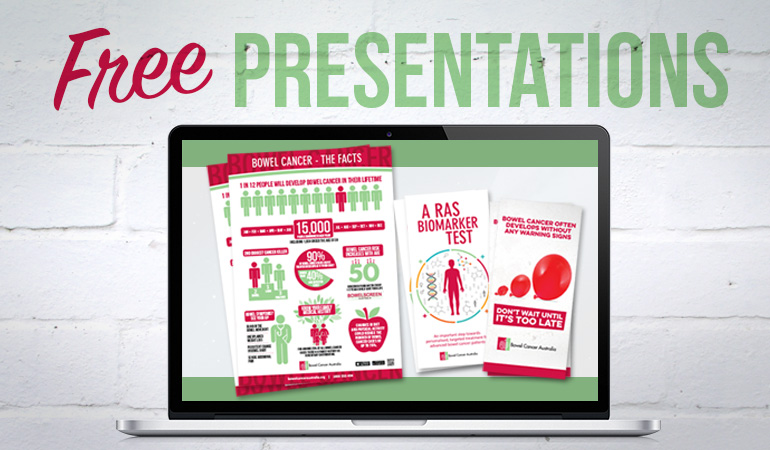 Bowel Cancer Australia Education Free Presentation-2 770