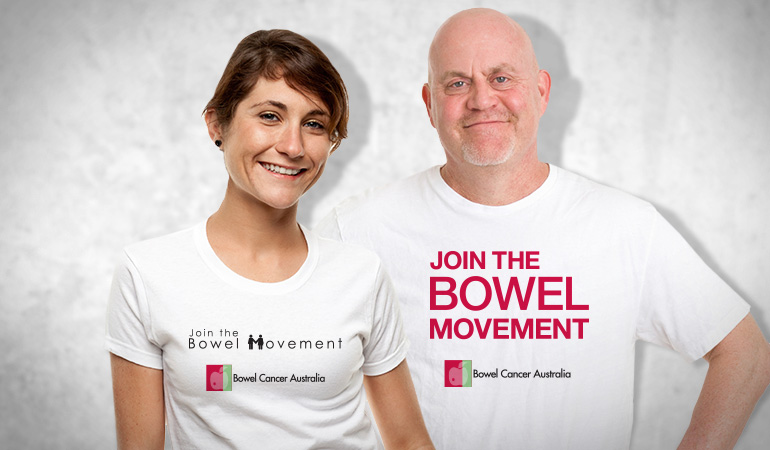 Bowel Cancer Australia How you Can Help Get-Involved 770newfinal