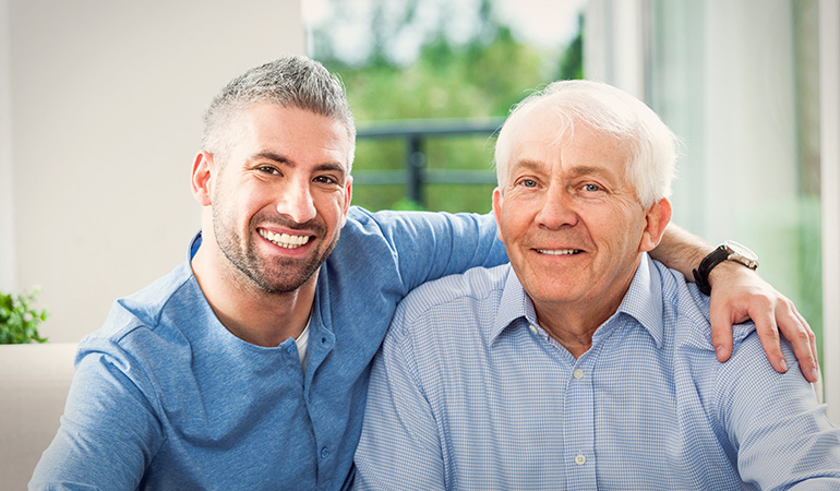 Bowel Cancer Australia How you Can Help In-Celebration-Fathers-new