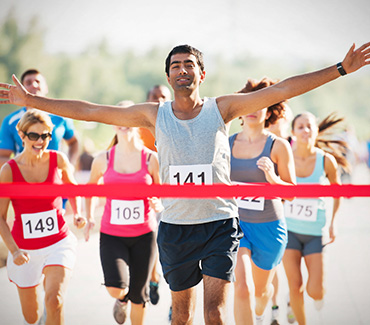 Marathons & Sporting:::Be Physically Active and Raise Funds
