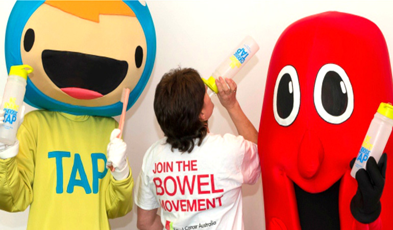 Bowel Cancer Australia How you Can Help Water-Bottle 770