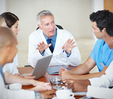 Enriches Clinical Input:::Medical Advisory Board