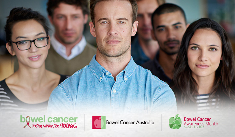 Bowel Cancer Australia Never Too Young BCAM 770
