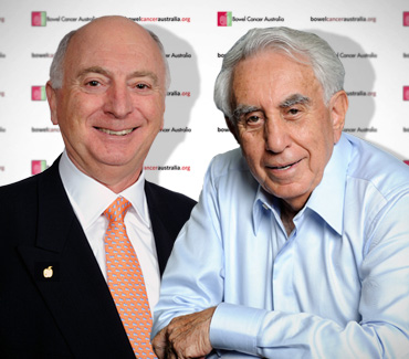 Patrons:::Supporting Bowel Cancer Australia