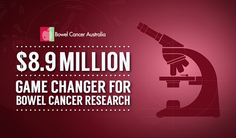 Bowel Cancer Australia Research Chair in Bowel Cancer Research