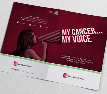 My Cancer My Voice:::The Lived Experience of Patients