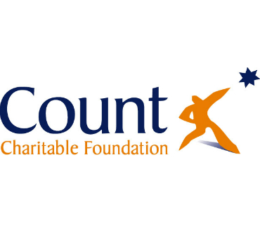Logo Count Charitable Foundation 370