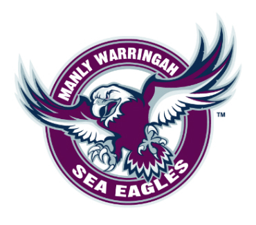 Logo Manly Warringah Sea Eagles 370