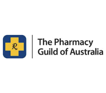 Logo The Pharmacy Guild of Australia 370