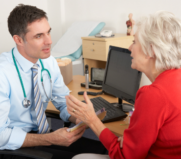 Talking to Your GP:::Risks - Symptoms - Family History