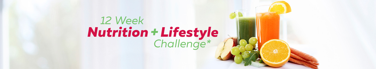 Nutrition and Lifestyle Challenge