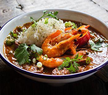 Pulao Rice Prawns