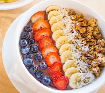 Acai Breakfast Bowl