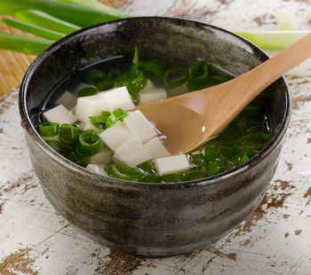 Miso Apple Soup