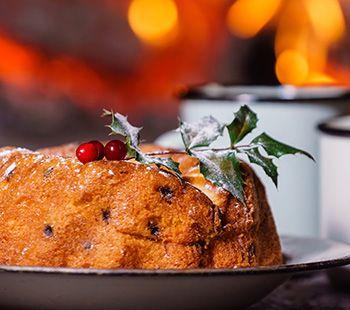 Moist Christmas Cake